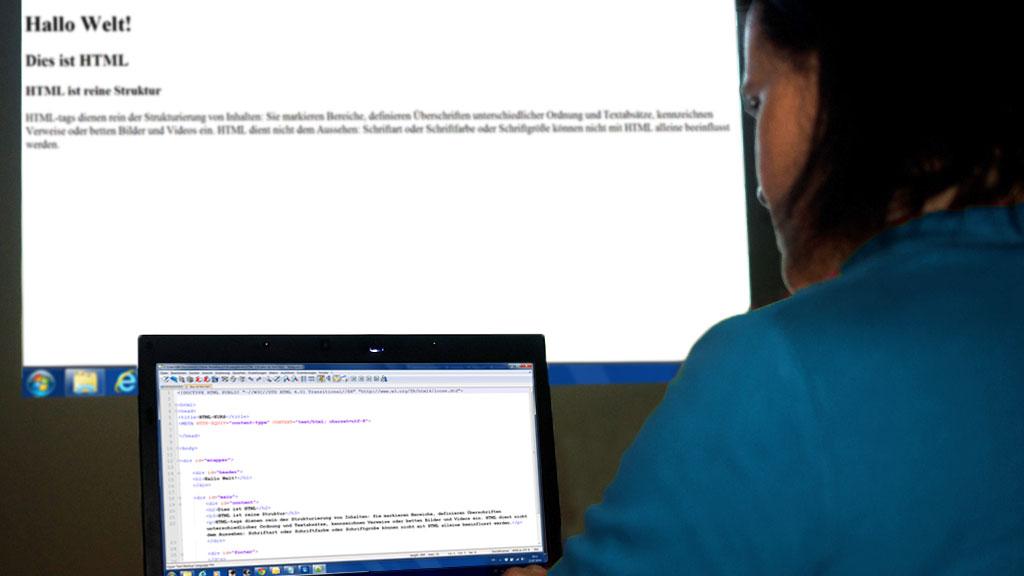 Internetkurse Köln, HTML Kurs