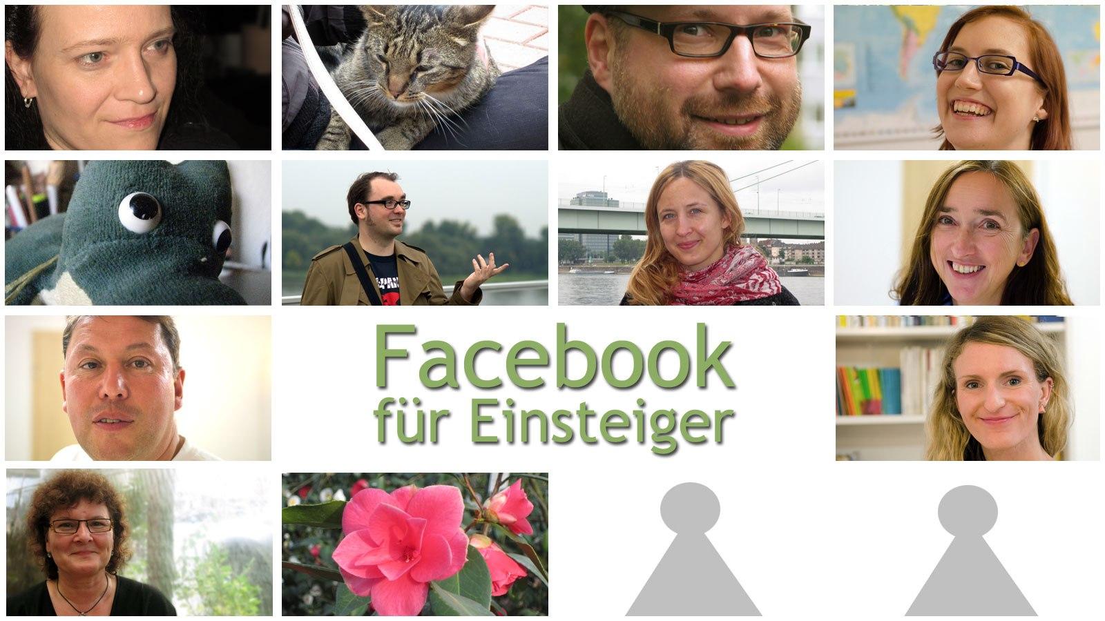 Internetkurse Köln: Facebook für Einsteiger