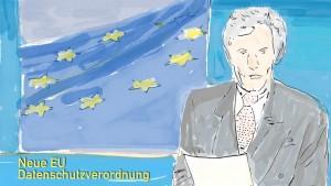 Am 16.12.2015 tagesaktuell in den Nachrichten: Die EU-Datenschutzgrundverordnung