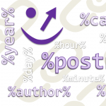 structure tags für WordPress Permalinks