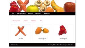 WordPress Theme für Einsteiger: Pinboard