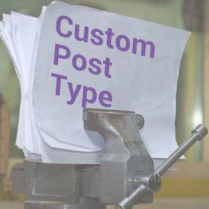 Custom Post Type Beitragsbild