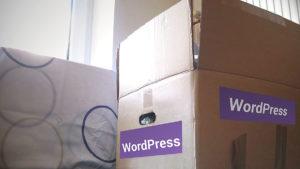 WordPress umziehen von Subdomain
