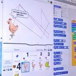 Auch ein blindes Huhn... Programmieren für Einsteiger beim Barcamp Köln 2017