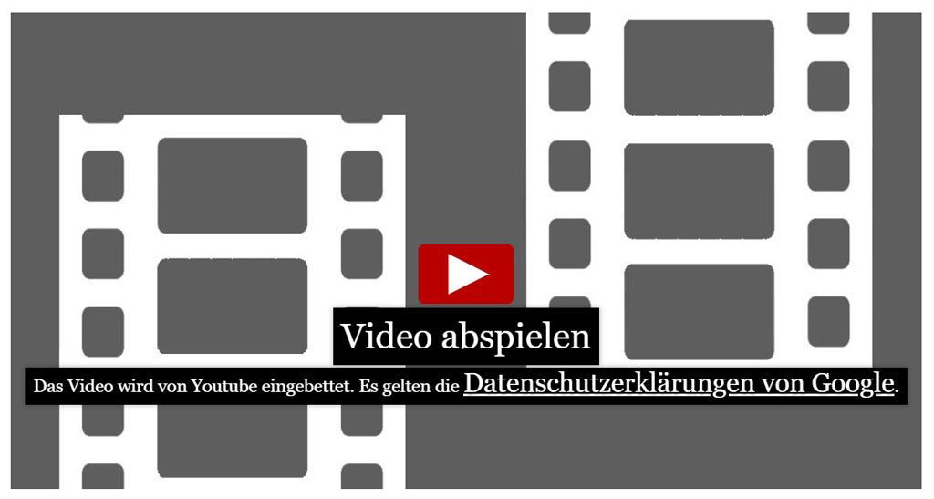 WordPress Youtube Videos einbinden mit Video Privatsphäre