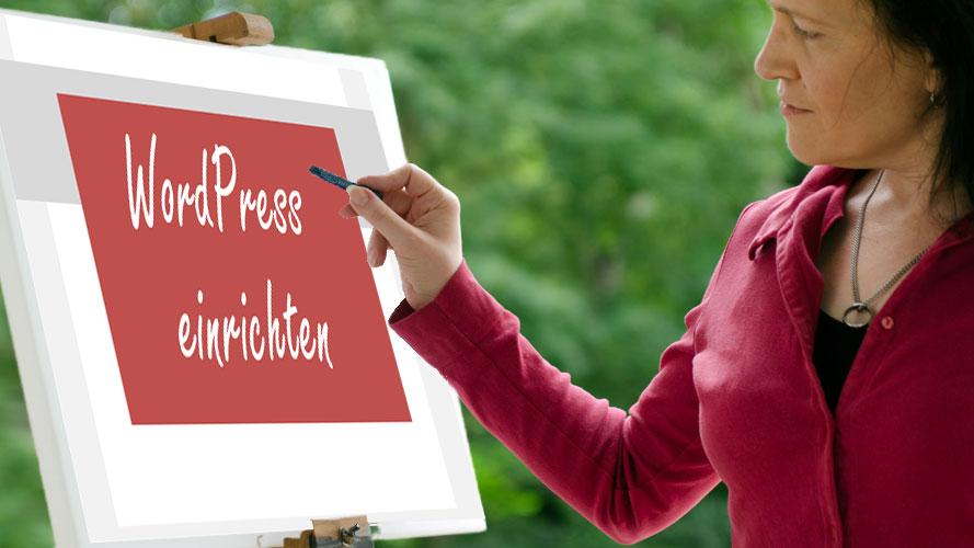 WordPress einrichten - Internetkurse Köln Angebot