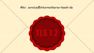 WordPress Kontaktformular SMTP verschickt Mail mit TLS verschlüsselt