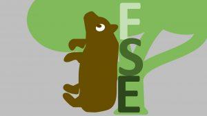 Bär schubbert sich an Baum. WordPress Full Site Editing, ein Bärendienst für viele.